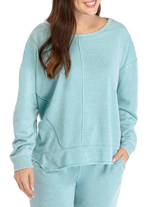 Adyson Parker Womens Fleece Tunic