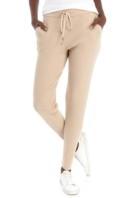 AD Adyson Parker Womens Cashmere Rib Pants