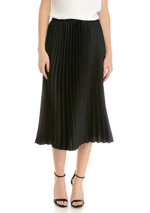 Womens Pleated Skirt
