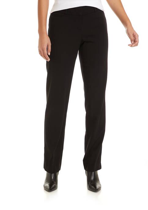 Womens Straight Leg Pants