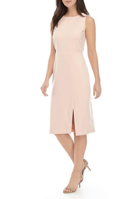Womens Sleeveless Drew Dress