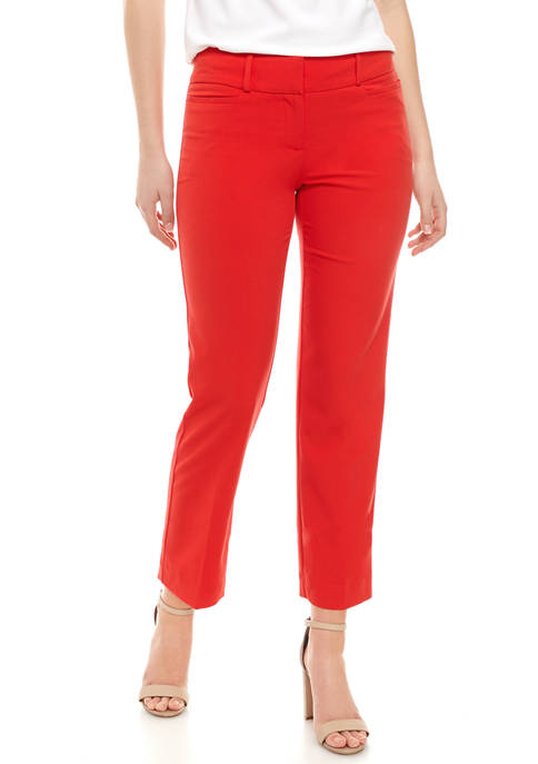 THE LIMITED Womens Drew Skinny Ankle Pants