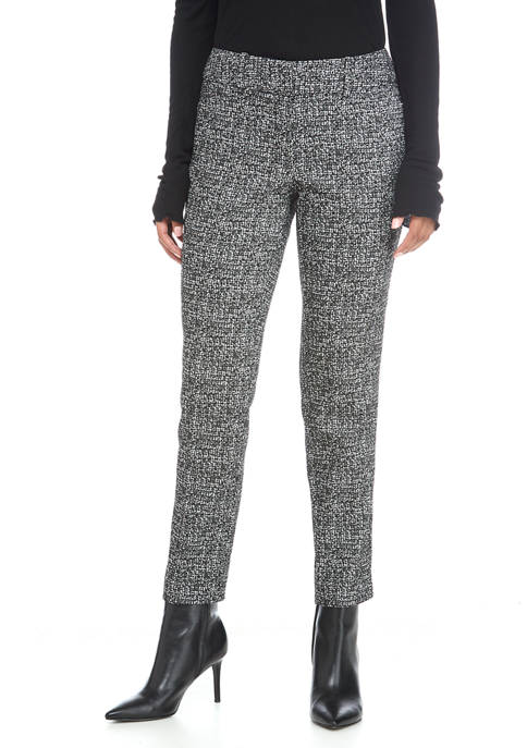 Petite Skinny Fashion Pants