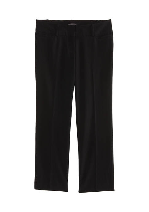 THE LIMITED Petite Drew Straight Pants- Short