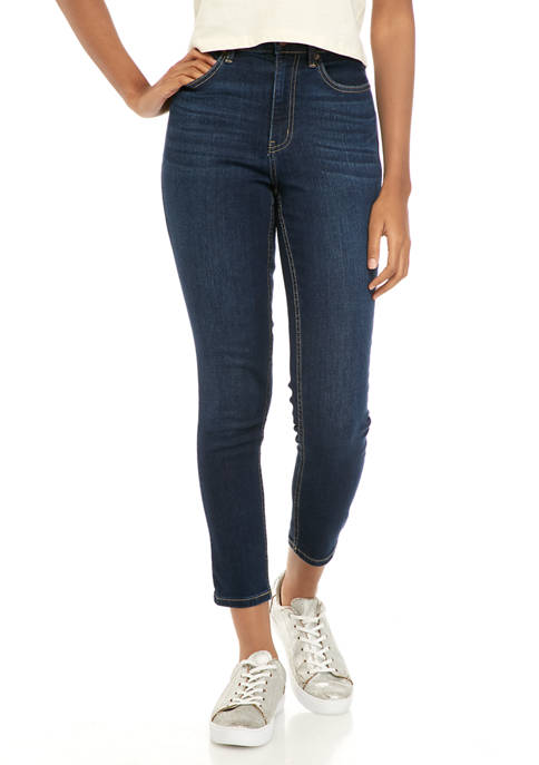 Calvin Klein Jeans Womens High Rise Whisper Soft