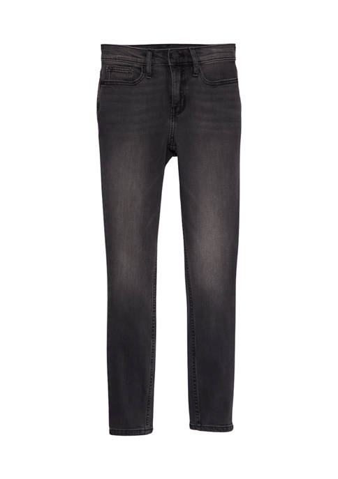 Calvin Klein Jeans High Rise Skinny Ankle Jeans
