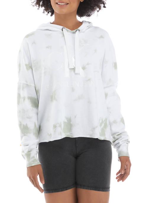 Calvin Klein Jeans Long Sleeve Monogram Logo Graphic