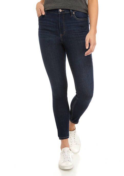 Calvin Klein Jeans Womens High Rise Jeggings