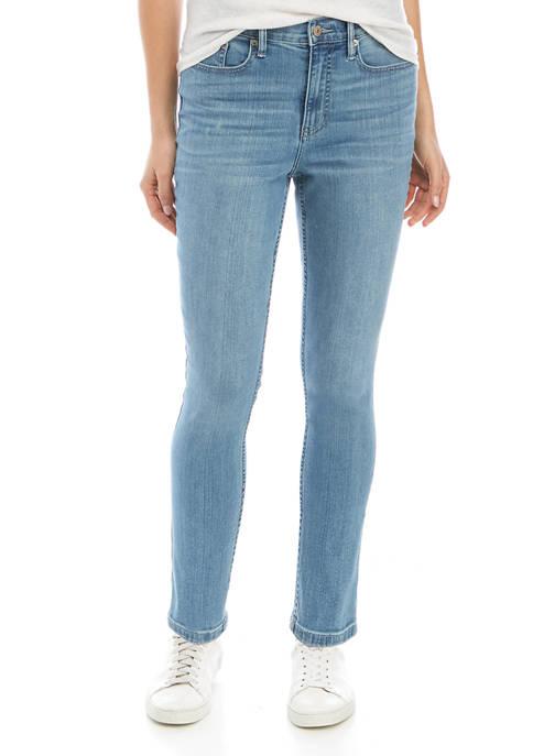 Calvin Klein Jeans Womens High Rise Skinny 27