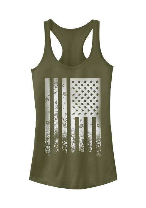 Lost Gods 4th of July Graphic Tank Top