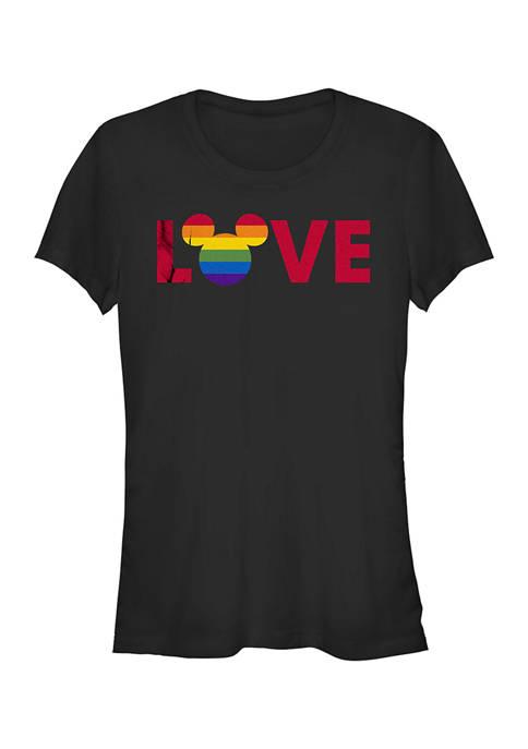 Disney® Ears Logo Pride Graphic T-Shirt