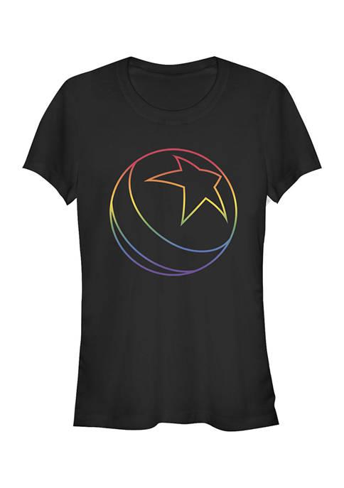 Disney Logo Big Ball Graphic T-Shirt