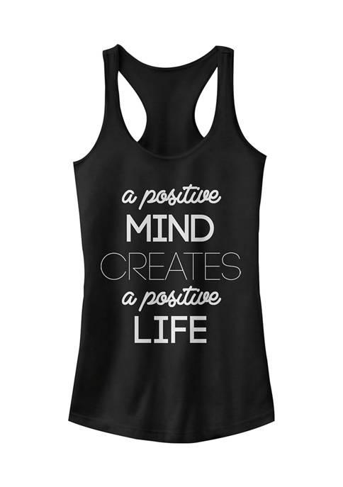 Chin-Up Juniors Create Positivity Tank Top