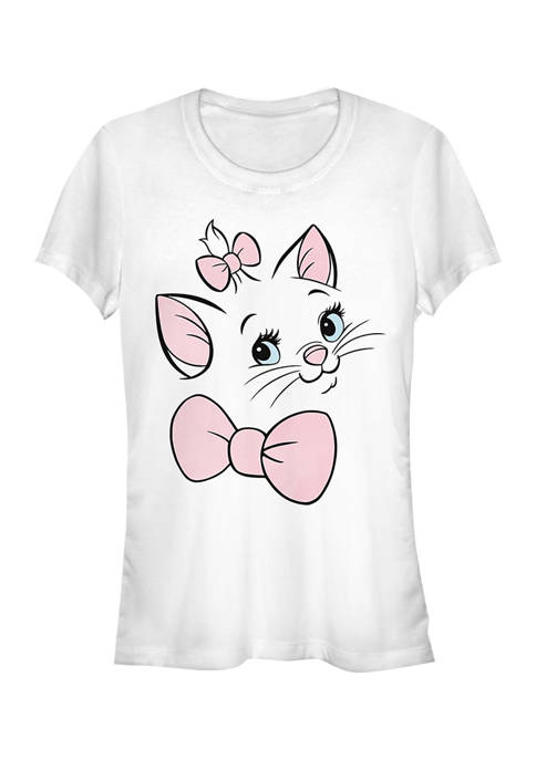 Juniors Officially Licensed Disney Aristocats T-Shirt