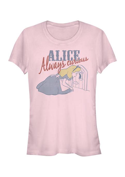 Alice in Wonderland Juniors Licensed Disney Vintage Alice
