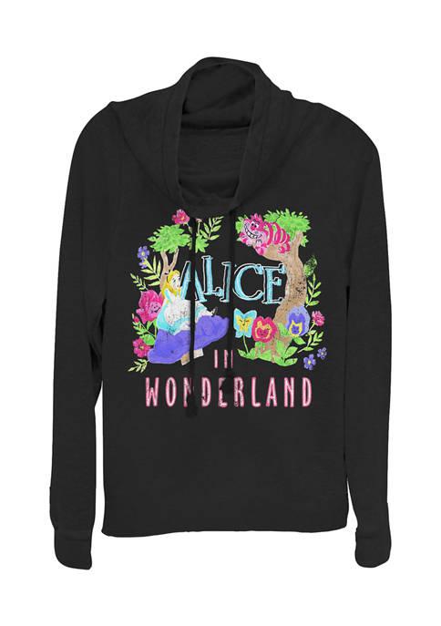 Alice in Wonderland Juniors Licensed Disney Neon Alice