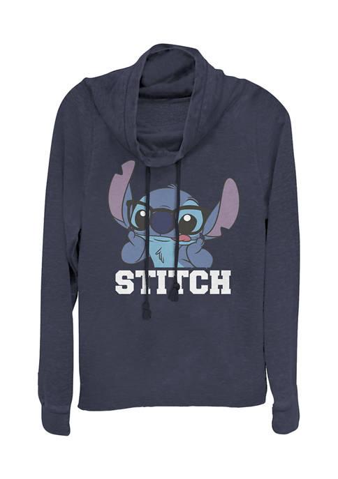 Lilo and Stitch Juniors Licensed Disney Stitch Pullover