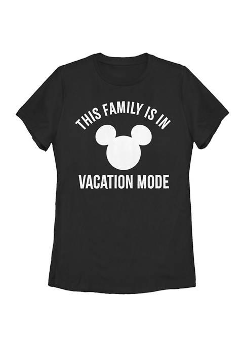 Disney® Vacation Mode Graphic T-Shirt