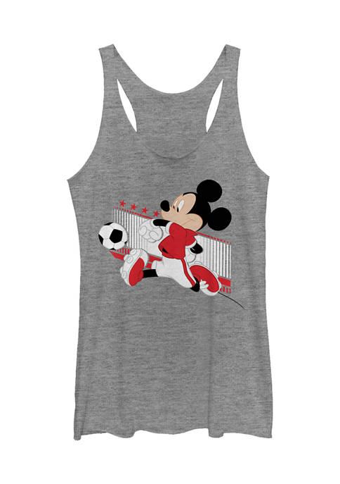 Mickey Classic Juniors Canada Kick Graphic Tank