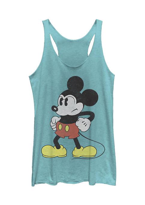 Juniors Licensed Disney Mightiest Mouse Tank Top
