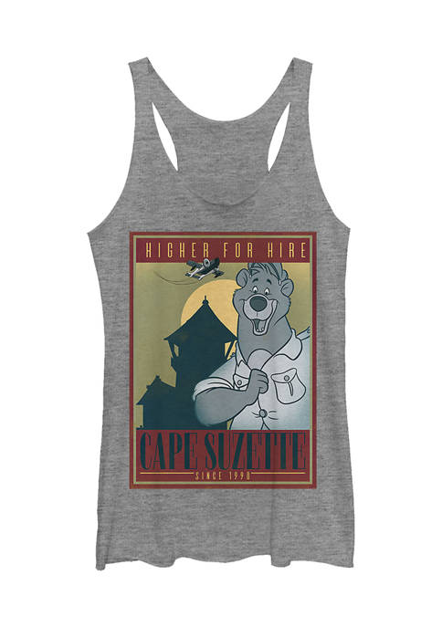 Juniors Officially Licensed Disney Talespin Tank