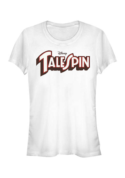 Juniors Officially Licensed Disney Talespin T-Shirt