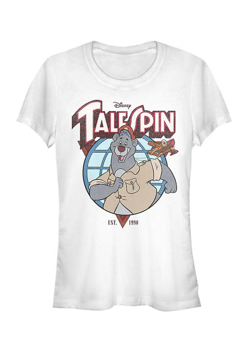 Juniors Officially Licensed Disney T-Shirt