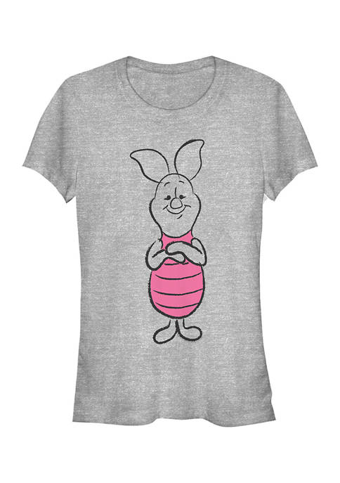Juniors Officially Licensed Disney Winnie the Pooh T-Shirt