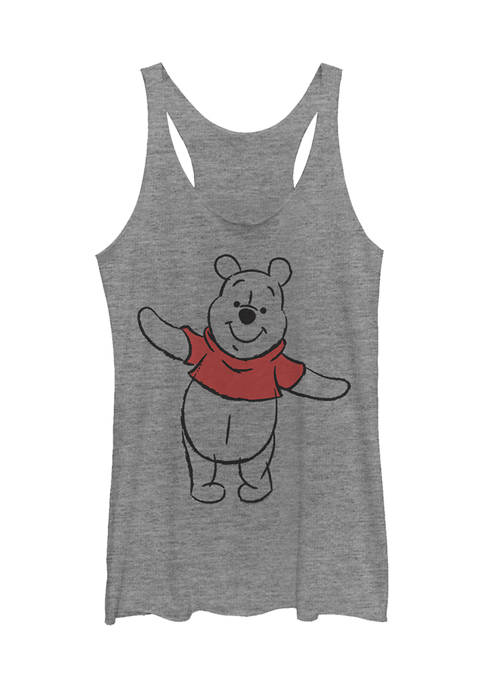 Juniors Officially Licensed Disney Winnie the Pooh Tank