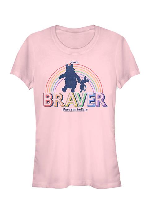 Juniors Licensed Disney Brave Bear T-Shirt