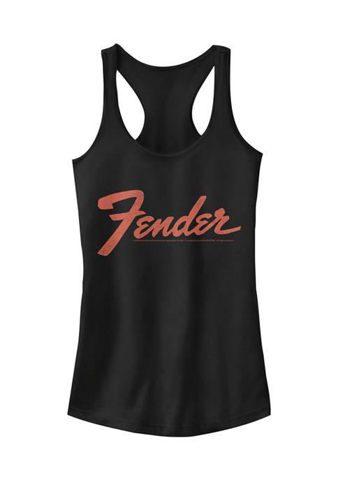 Fender Juniors Logo Graphic Tank