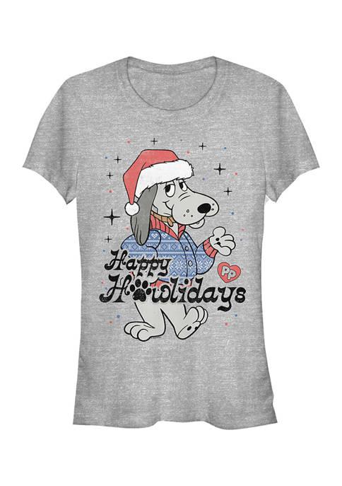Juniors Cooler Christmas T-Shirt
