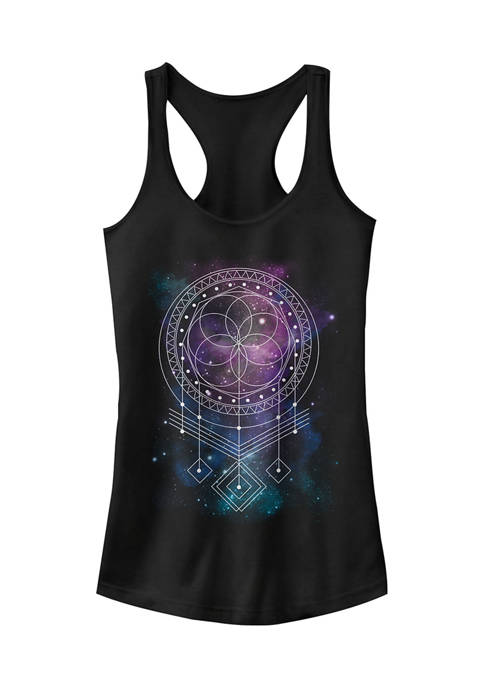 Lost Gods Juniors Mystical Energy Graphic Tank