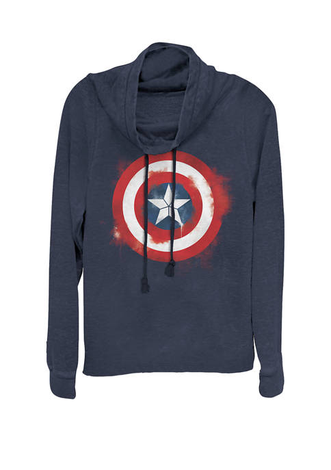 Marvel™ Avengers Endgame Spray Paint Captain America Logo