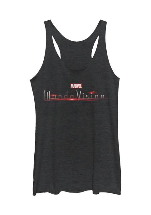 Marvel Juniors Wanda Vision Graphic Tank