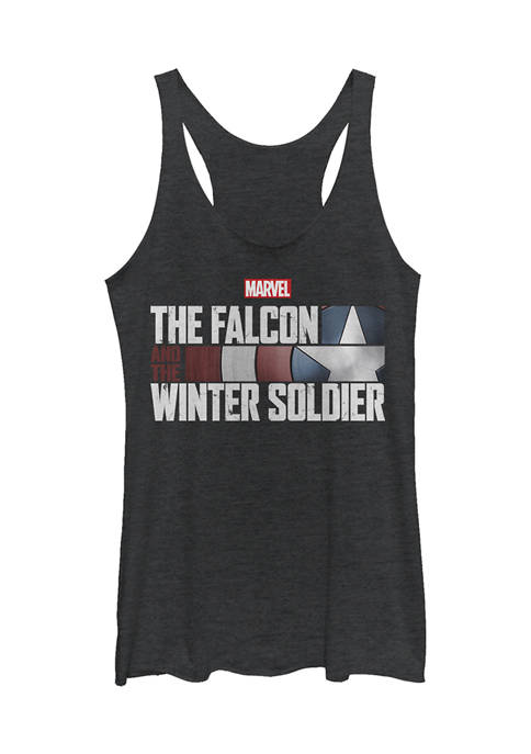 Marvel Juniors Falcon & WS Tank