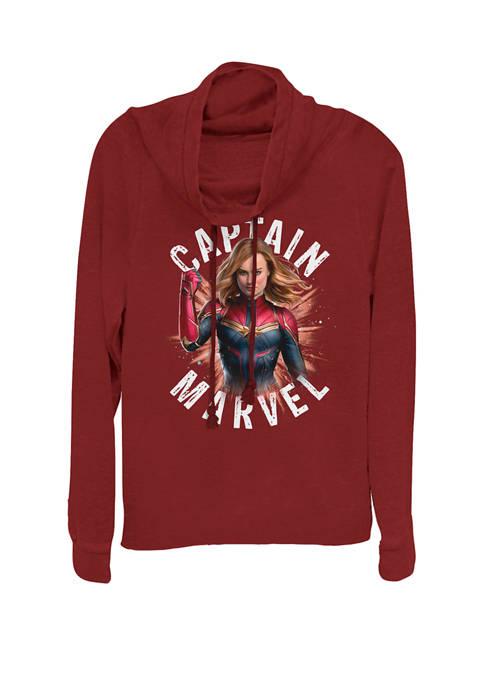 Marvel™ Avengers Endgame Captain Marvel™ Space Poster Cowl
