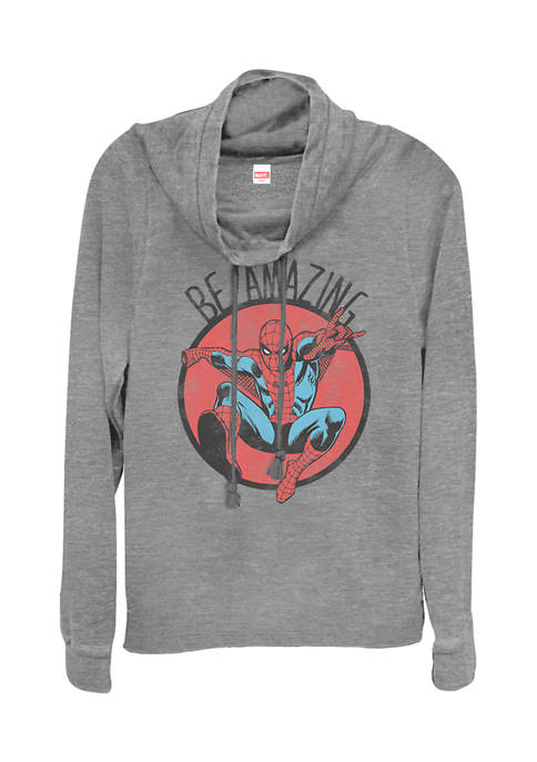 Marvel™ Officially Licensed Graphic Long-Sleeve Top