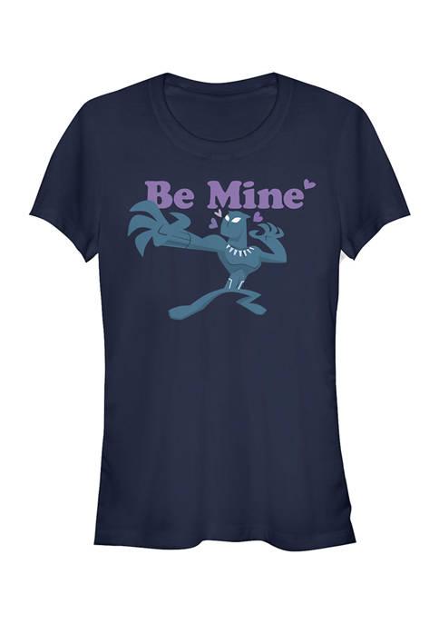Juniors  Panther Hearts T-Shirt