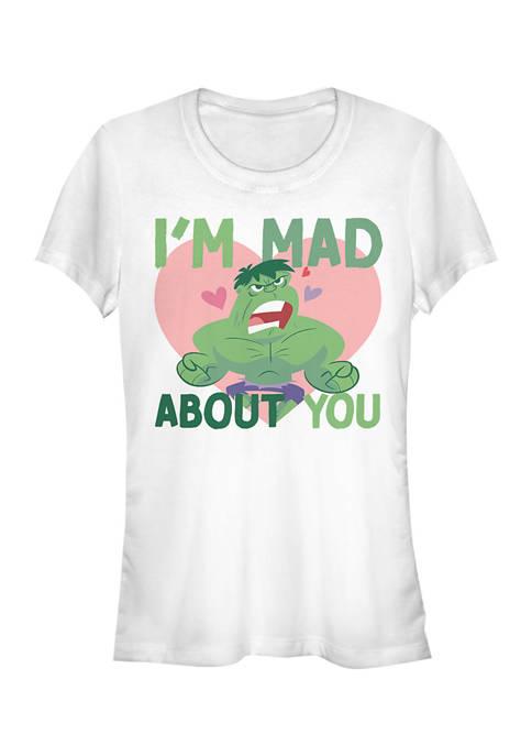 Juniors  Mad Love T-Shirt