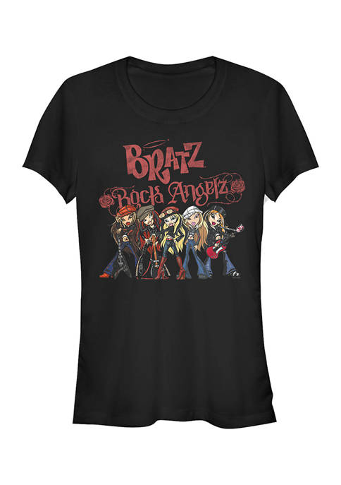 Bratz Juniors Rock Angels Graphic T-Shirt