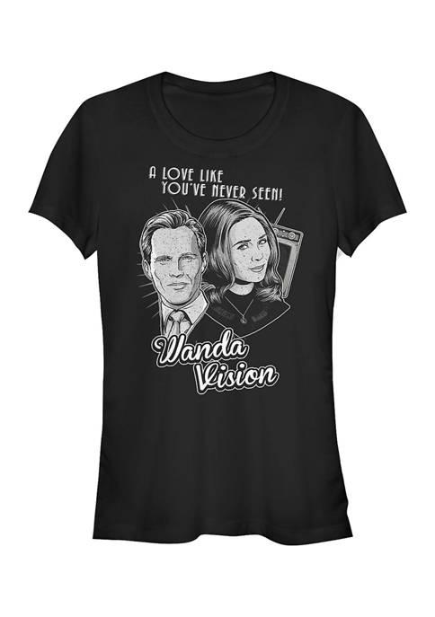 Juniors  Monochrome Wanda T-Shirt