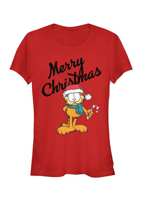 Juniors  Christmas T-Shirt