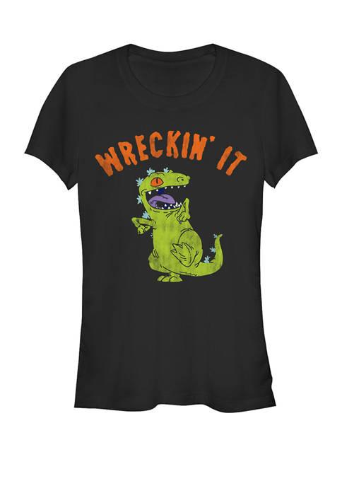 Nickelodeon™ Rugrats Reptar Wreckin It Stance Short Sleeve
