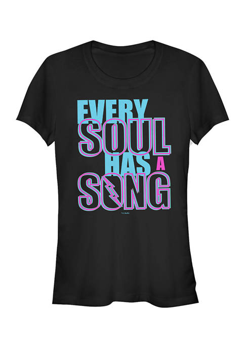Juniors Julie and the Phantoms Soul Song Graphic T-Shirt