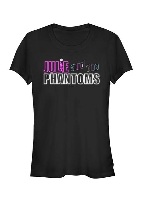 Juniors Julie and the Phantoms Julie Diamond Graphic T-Shirt