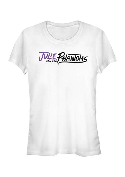 Juniors Julie and the Phantoms Horizontal Logo Graphic