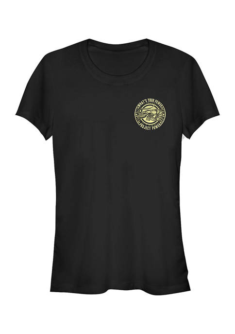 Juniors Project Power Power Bullet T-Shirt