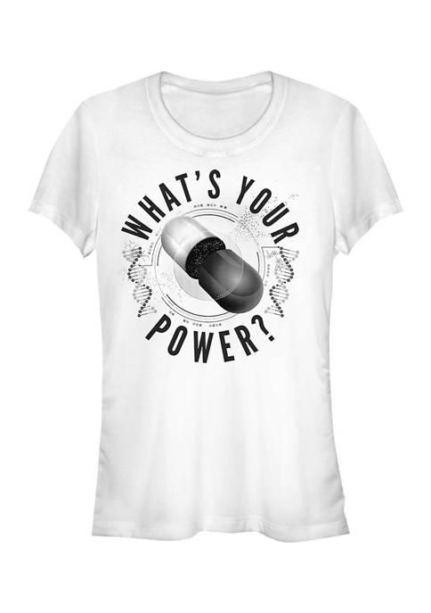 Juniors Project Power Power Choice T-Shirt