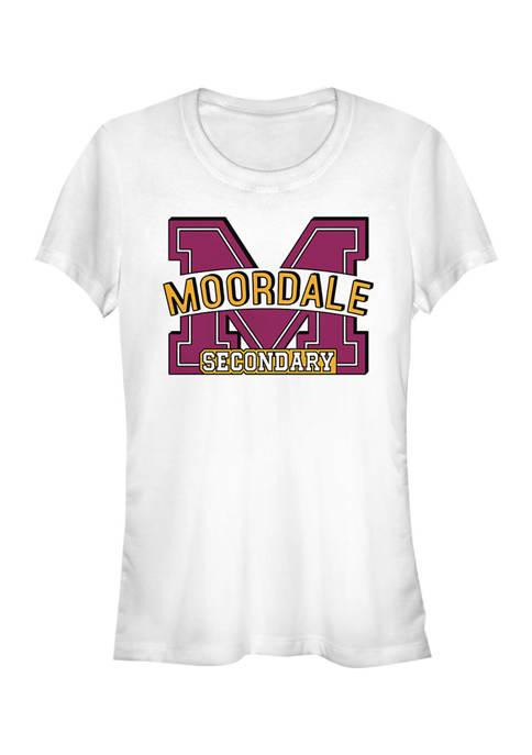 Juniors  Moordale Graphic T-Shirt